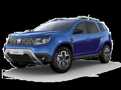Alquiler de todo terrenos en Madrid-Dacia Duster
