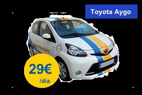 Oferta alquiler coche barato en Madrid